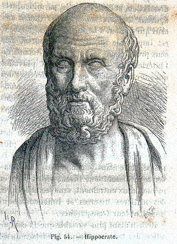 Hippocrates, Attribution: http://www.flickr.com/photos/fdctsevilla/4842887491/