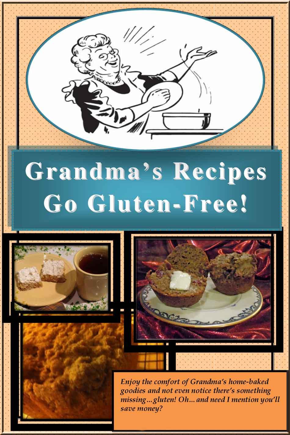 Gluten-free Bookcover