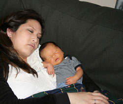Soul nourishment - nap, Attribution: http://www.flickr.com/photos/jennycu/2347864855/sizes/m/in/photostream/