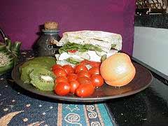 Tofu Sandwich Extraordinaire, Attribution:http://www.flickr.com/photos/moria/20576670/