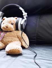 Listen to Music, Attribution: http://www.flickr.com/photos/shankarmenon/2368346202/sizes/m/
