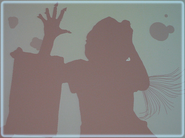 Shadow Monster, Attribution: http://www.flickr.com/photos/jenniferboyer